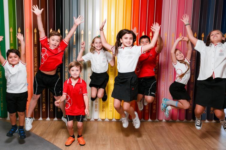 SISD Primary School Jumping photo