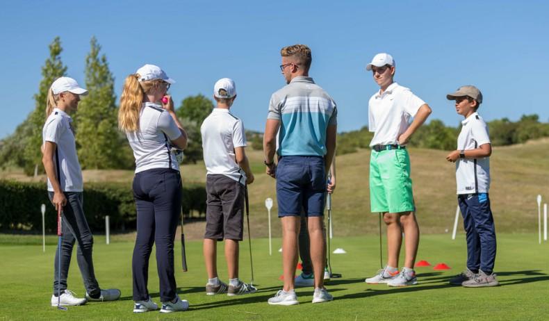 golf-lancing